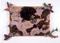 Untitled #25 by Jorge Pardo contemporary artwork sculpture, print, mixed media