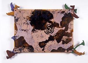 Untitled #25 by Jorge Pardo contemporary artwork