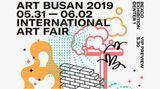 Contemporary art art fair, Art Busan 2019 at Ocula Advisory, London, United Kingdom