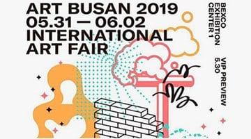 Contemporary art exhibition, Art Busan 2019 at Gallery Hyundai, Seoul