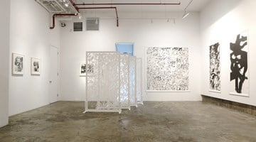 Chambers Fine Art contemporary art gallery in New York, USA