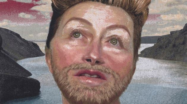 Contemporary art exhibition, Cindy Sherman, Tapestries at Sprüth Magers, Los Angeles