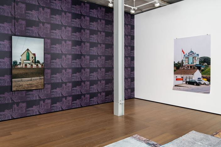 Exhibition view: Li Qing, BLOW-UP, Almine Rech, London (5 February–7 March 2020). Courtesy the Artist and Almine Rech.