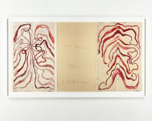 When Did This Happen? by Louise Bourgeois contemporary artwork