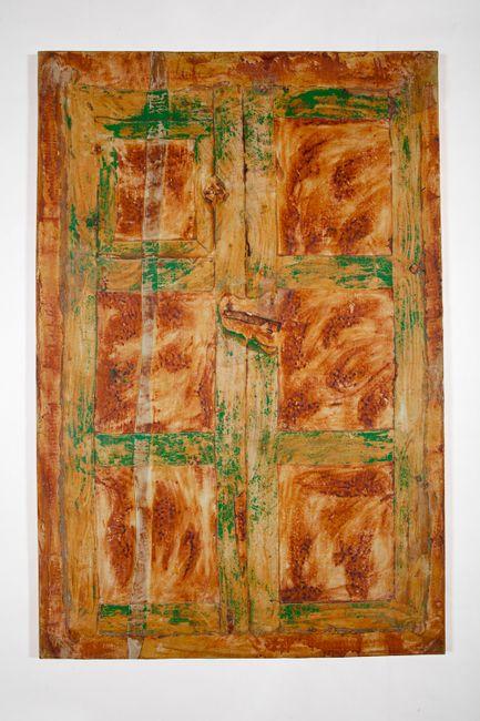 Untitled (Puerta interior Palacio / Interior palace door), Lanzarote by Heidi Bucher contemporary artwork