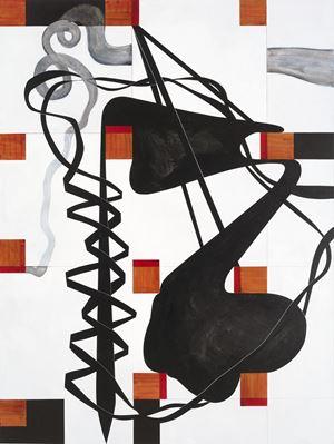 Segue V by Julia Morison contemporary artwork