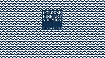 Contemporary art exhibition, Cologne Fine Art & Design at Galerie Albrecht, Berlin