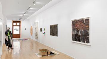 Contemporary art exhibition, Group Exhibition, Pedestrian Profanities at Simon Lee Gallery, New York