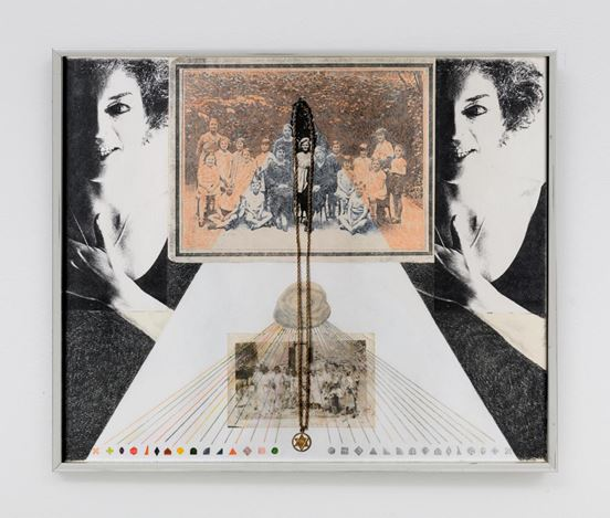 Rachel Rosenthal Thanks: Collage Works from the 1970s