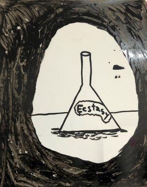 Ecstasy by Rae Sim contemporary artwork