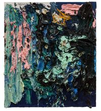 Abstract Rubbish 1 抽象廢物一 by Zhu Jinshi contemporary artwork painting
