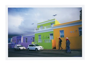 Heading South to South Africa #48 by Liu Xiaodong contemporary artwork