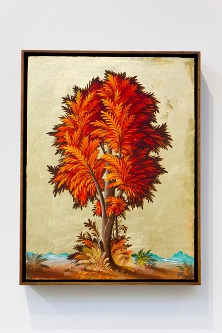 Portrait of a Tree #4 by Peter Daverington contemporary artwork