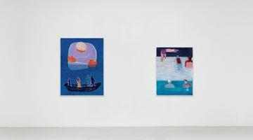 Contemporary art exhibition, Katherine Bradford, Katherine Bradford at Campoli Presti, Online Only, London