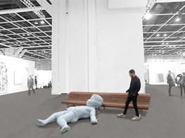 Australian artists and galleries in Art Basel, Hong Kong