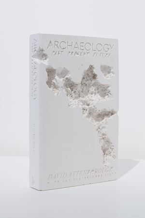 Fictional Nonfiction: Archaeology by Daniel Arsham contemporary artwork