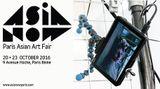 Contemporary art art fair, Asia Now Paris 2016 at Ocula Advisory, London, United Kingdom