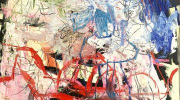 Contemporary art exhibition, Rita Ackermann, Mama, '21 at Hauser & Wirth, Monaco
