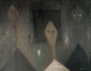 Parents by Mao Xuhui contemporary artwork