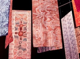 'Who's Afraid of Colour?': 118 Aboriginal women artists at NGV Australia