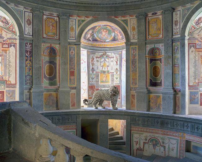 The Winds of Change, Villa Farnese, Caprarola by Karen Knorr contemporary artwork