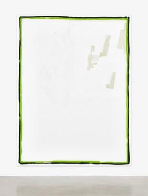 F (A thing is a thing in a whole which it's not) by David Ostrowski contemporary artwork