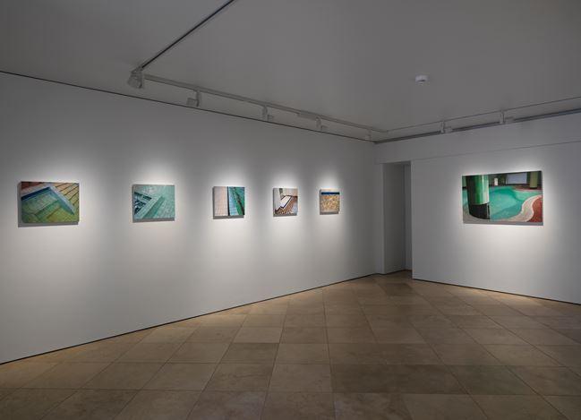 Exhibition view: Adriana Varejão, Victoria Miro, Venice (14 July–8 September 2018). © Adriana Varejão. Courtesy the artist and Victoria Miro, London/Venice.
