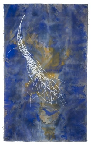 drawing on air by Judy Watson contemporary artwork