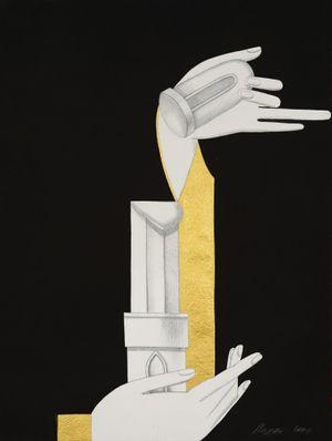 Untitled by Aidan Salakhova contemporary artwork