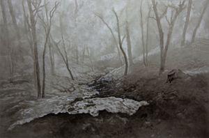 Brouillard by Li Donglu contemporary artwork