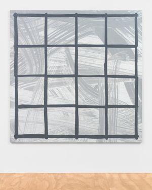 Good Grid by Amy Feldman contemporary artwork painting