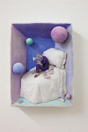 Pensierini domestici by Pino Deodato contemporary artwork