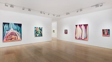 Contemporary art exhibition, Jules de Balincourt, They Cast Long Shadows at Victoria Miro, Mayfair, London, United Kingdom