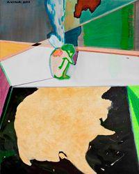gu du No.3 by Gao Ludi contemporary artwork painting