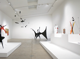 Alexander Calder. From the Stony River to the Sky, Hauser & Wirth Somerset