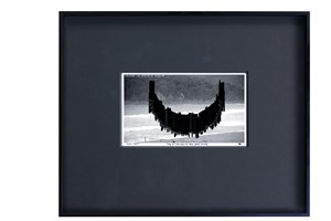 morts_reports: The are involved in deep seated secrecy by Roger Mortimer contemporary artwork print