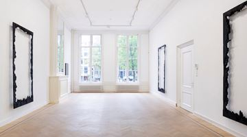 GRIMM contemporary art gallery in Keizersgracht, Amsterdam, Netherlands