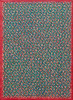 Mimet by Piero Dorazio contemporary artwork