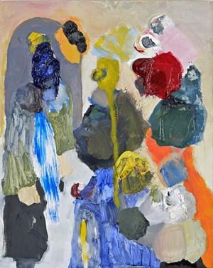 Mountain of Silence (3) by Karen Black contemporary artwork