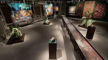 Contemporary art exhibition, Garden of Six Seasons at Para Site, Hong Kong