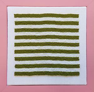 Strawberry Shortcake's Stockings by Erica van Zon contemporary artwork sculpture, textile