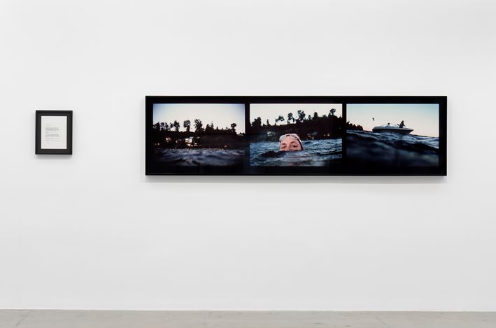 Exhibition view: Allan Sekula, Labor's Persistence, Marian Goodman Gallery, New York (27 June–23 August 2019). Courtesy Marian Goodman Gallery.
