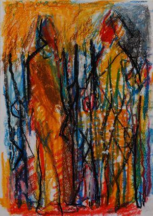 Untitled by Reba Hore contemporary artwork