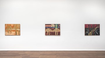 Contemporary art exhibition, Allan Kaprow, PAINTINGS NEW YORK at Hauser & Wirth, 69th Street, New York