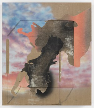 We Beam Passed by Annie Lapin contemporary artwork