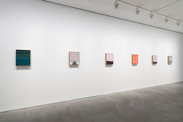 Exhibition view: William Monk, Point Datum,Pace Gallery, Hong Kong (2 December 2020–23 January 2021). © William Monk. Courtesy Pace Gallery.