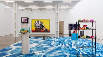 Contemporary art exhibition, Group Exhibition, Difference Engine at Lisson Gallery, New York