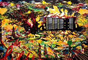 Supermova by Stanley Shum contemporary artwork