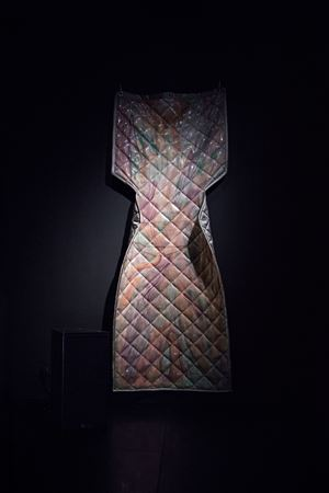 Noise Blanket No.4 by Jacqueline Kiyomi Gork contemporary artwork