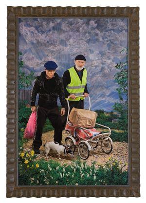 Bonjour Pierre et Gilles by Pierre et Gilles contemporary artwork